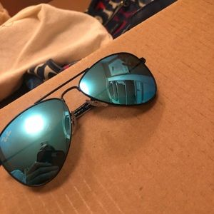 AUTHENTIC kids Ray-Bans